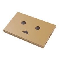 แบตเตอรี่สำรอง Cheero Power Plus DANBOARD VERSION Plate 4200mAh - Light Brown