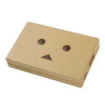 แบตเตอรี่สำรอง Cheero Power Plus DANBOARD VERSION Block 3000mAh - Light Brown
