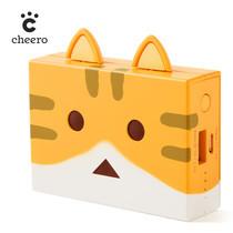 แบตเตอรีสำรอง Cheero Power Plus nyanboard ver. 6000mAh - Chatora
