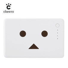 แบตเตอรี่สำรอง Cheero Power Plus 10050mAh DANBOARD version Flower series