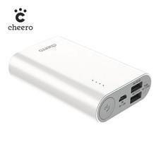 แบตเตอรี่สำรอง Cheero Power Plus 3 10050mAh