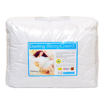 Darling Deluxe ไส้ผ้าห่มนวมแบบปลอดไรฝุ่น Anti-Dustmite Sleepguard Duvet ขนาด 70 x 90 นิ้ว - สีขาว