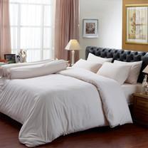 Darling Deluxe ชุดผ้าปูที่นอนแบบรัดมุม 3 ชิ้น สำหรับที่นอน 3.5 ฟุต ลายฉลุจีน Chinese Embro