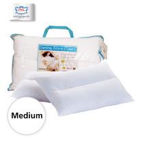 Darling Deluxe หมอนหนุนแบบนุ่ม 2 ช่อง Sleep Guard Anti-Dust Mite  (Medium)