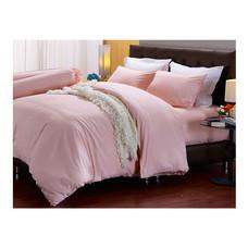 Darling Deluxe ชุดผ้าปูที่นอนแบบรัดมุม 5 ชิ้น สำหรับที่นอน 6 ฟุต รุ่น English Romantic - Mary Land