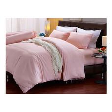 Darling Deluxe ชุดผ้าปูที่นอนแบบรัดมุมพร้อมผ้าห่มนวม 4 ชิ้น รุ่น English Romantic  สำหรับที่นอน 3.5 ฟุต - Mary Land