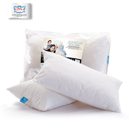 Darling Deluxe หมอนหนุน Sleep Guard Anti-Dust Mite Junior Pillow
