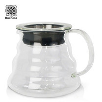 Duchess Glass Coffee Drip โถแก้วรองกาแฟดริป ขนาด 360 มล - รุ่น C06