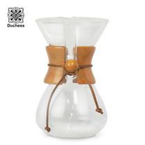 Duchess Glass Coffee Drip โถแก้วรองกาแฟ CJ-800 (800 ml.)