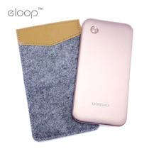 แบตเตอรี่สำรอง Orsen by Eloop 12000 mAh รุ่น E21 (Pink)