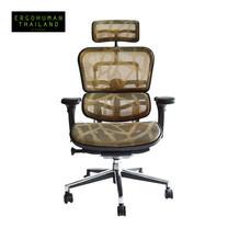 ERGOHUMAN THAILAND เก้าอี้สุขภาพ ERGOHUMAN 2 (Gold)