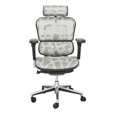 ERGOHUMAN THAILAND เก้าอี้สุขภาพ ERGOHUMAN 2 (White)