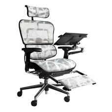 ERGOHUMAN THAILAND  เก้าอี้สุขภาพ ERGOHUMAN-TOP-PLUS (White)