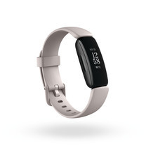 Fitbit inspire 2 Fitness Tracker Lunar White
