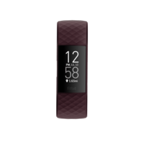 Fitbit Charge 4 Fitness Tracker (NFC & GPS) Rosewood