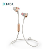 Fitbit Flyer Wireless Fitness Headphones - Lunar Gray
