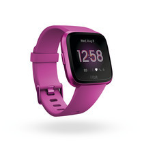 Fitbit Versa Lite Smart Watch Mulberry