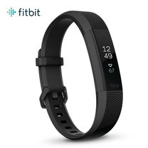 Fitbit Alta HR - Black Gunmetal (Large)