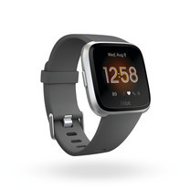 Fitbit Versa Lite Smart Watch Charcoal