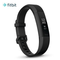 Fitbit Alta HR - Black Gunmetal (Small)