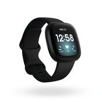 Fitbit Versa 3 Smart Watch Black
