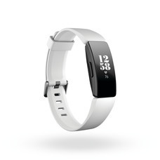 Fitbit Inspire HR Advanced Fitness Tracker White