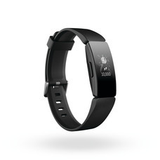 Fitbit Inspire HR Advanced Fitness Tracker Black
