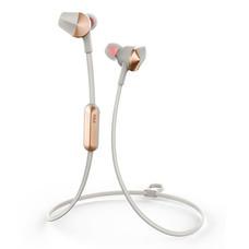 Fitbit Flyer Wireless Fitness Headphones - Lunar Gray