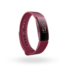 Fitbit Inspire Advanced Fitness Tracker Sangria