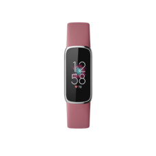 Fitbit Luxe Platinum Orchid FRCJK