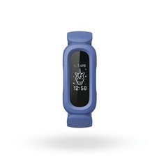 Fitbit Ace 3 Activity Tracker for kids 6+ Cosmic Blue - Astro Green
