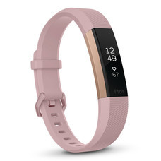 Fitbit Alta HR - Pink Rose Gold (Large)