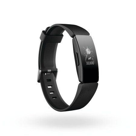 Fitbit Inspire HR Advanced Fitness Tracker Black