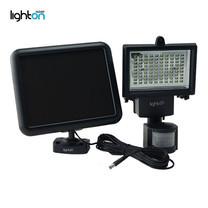 Lighton Solar Security Motion Sensor 90 LED by iGGOO