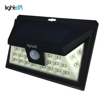 Lighton Solar Security Motion Sensor 24 LED by iGGOO