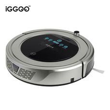 iGGOO หุ่นยนต์ดูดฝุ่น ถูพื้นอัตโนมัติ รุ่น AQUA