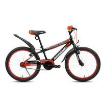 Maximus จักรยาน ขนาด 20 นิ้ว รุ่น Thunder - สีดำ/แดง