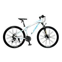 Tiger จักรยานเสือภูเขา รุ่น Magnum (ล้อ 27.5 นิ้ว) - สีขาว/ฟ้า