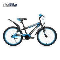 Maximus จักรยาน ขนาด 20 นิ้ว รุ่น Thunder - สีดำ/ฟ้า