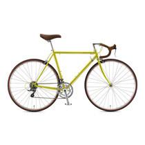 FUJI จักรยานเสือหมอบ Road Bike เฟรมโครโม รุ่น Ballad R (Size 43) - Lemon