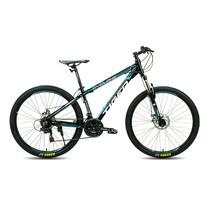 Tiger จักรยานเสือภูเขา รุ่น Cyclone (ล้อ 27.5 นิ้ว) - สีดำ/น้ำเงิน