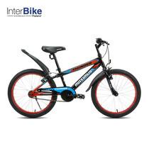 Maximus จักรยาน ขนาด 20 นิ้ว รุ่น Thunder - สีดำ-แดง/ฟ้า