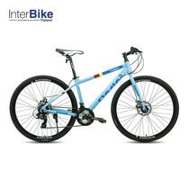 Tiger จักรยานไฮบริด รุ่น Pedal (ล้อ 700C) - สีฟ้า