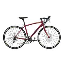 FUJI จักรยานเสือหมอบ Road bike เกียร์ รุ่น Finest 2.1 (Size 35) - Maroon