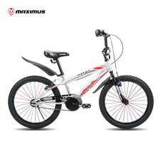 Maximus รุ่น BMX ล้อ 20 นิ้ว - สีเงิน/แดง