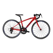 FUJI จักรยานเสือหมอบเด็ก Kid's Road Bike 14 Speed รุ่น ACE 650 (สีแดง - Red)
