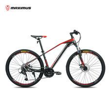 Maximus รุ่น Turano ขนาด 27.5 นิ้ว - สีเทา/แดง