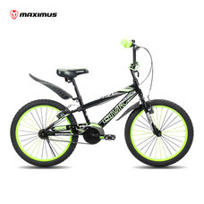 Maximus รุ่น BMX ล้อ 20 นิ้ว - สีดำ/เขียว