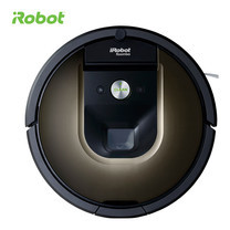 หุ่นยนต์ดูดฝุ่นอัจฉริยะ iRobot Roomba 980 - Black