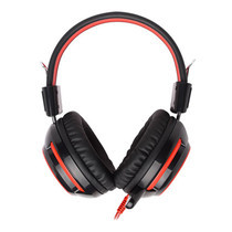 SIGNO HEADSET HP-805 - BLACK/RED